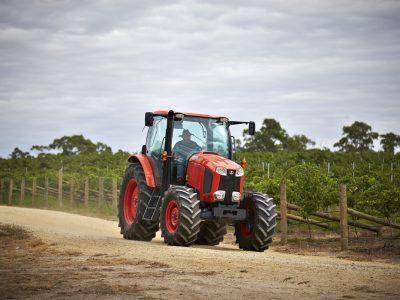 M135GX Kubota Tractor M series
