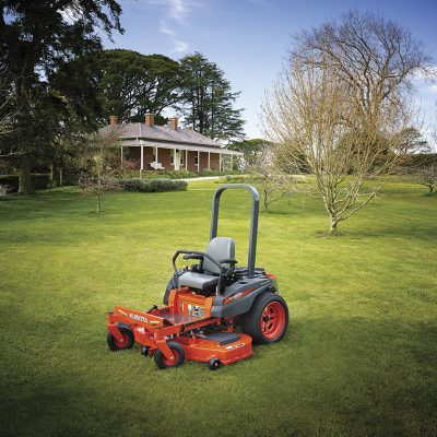 Kubota zero turn mower z122 model